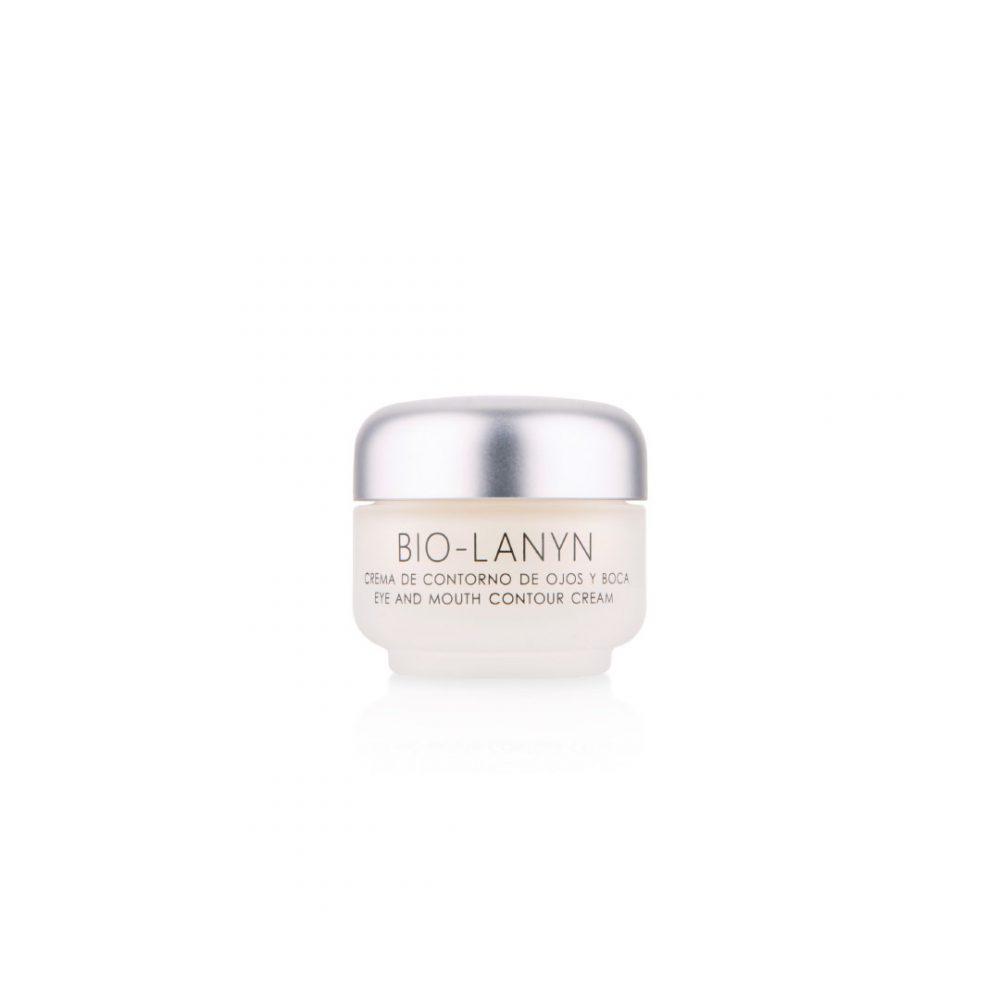 Cremas para pieles sensibles - Productos de cosmética natural - Tienda de cosmética natural - Crema de contorno de ojos y boca - Cosmética Natural Lanyn