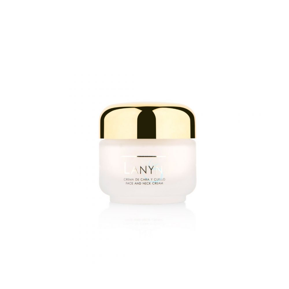 Cremas naturales - Productos de cosmética natural - Tienda de cosmética natural - Crema de cara y cuello - Cosmética Natural Lanyn